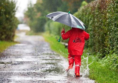 Загадки про дождь с ответами для детей