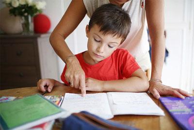 Как заставить ребенка первоклассника учиться в школе