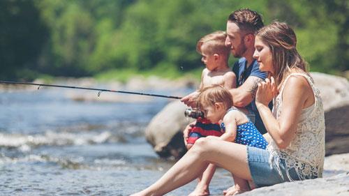 семейная фотосессия летом: лучшии идеи