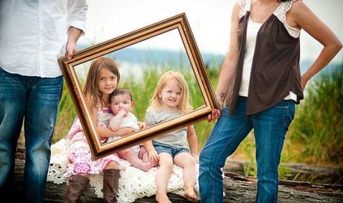 лучшии идеи для фотосессии на природе с детьми