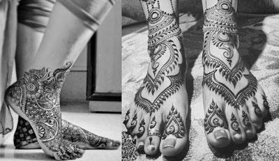 летняя татуировка хной в домашних условиях