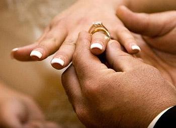 Почему мы носим обручальные кольца на безымянном пальце