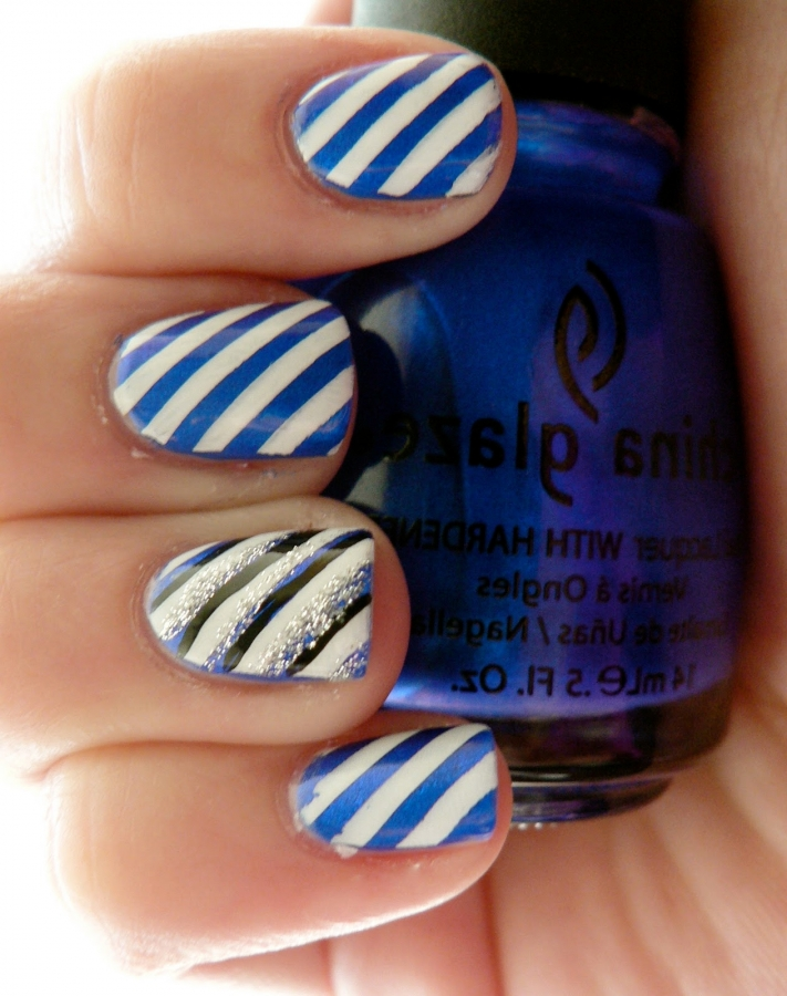 stripe_nail_art