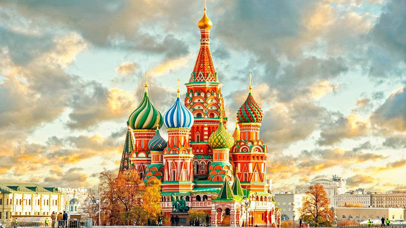 Стихи о Москве для детей