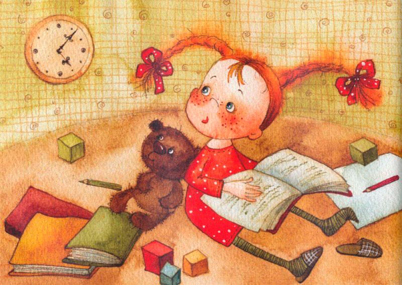 Стихи про игрушки для детей