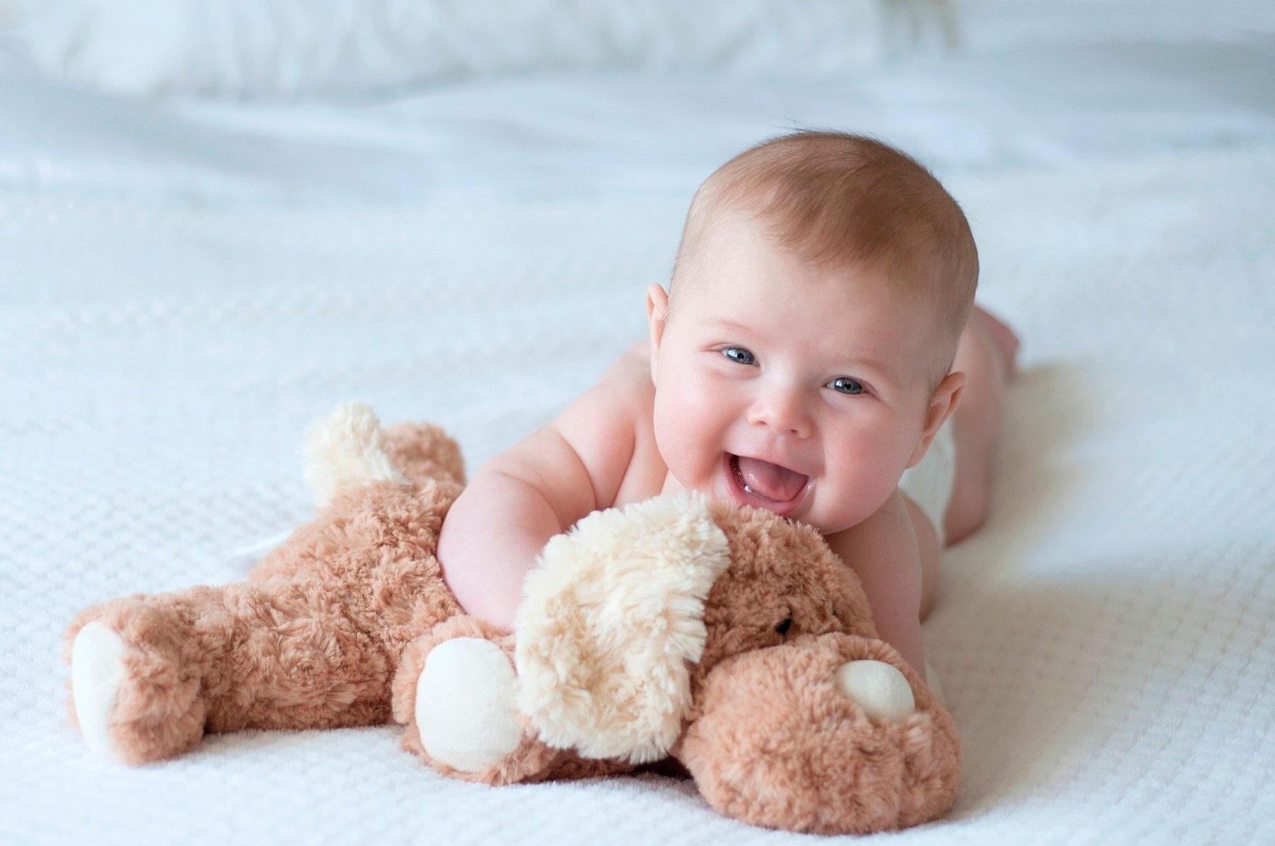 Тексты потешек для малышей