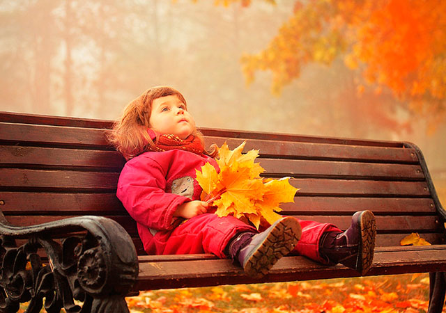 детские стихи про осень