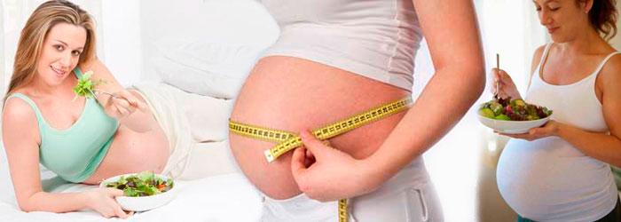 сколько килограмм можно набрать за беременность