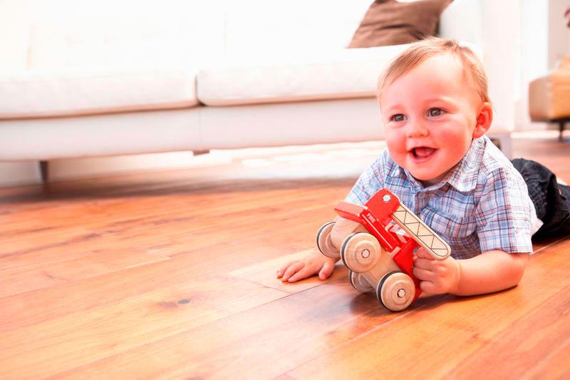 Как играть с ребенком в 10 месяцев