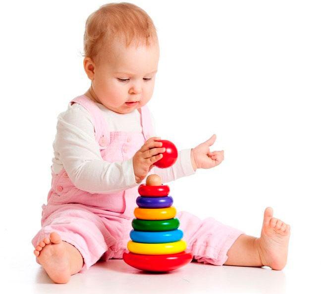 развивающие игры для детей 10 месяцев