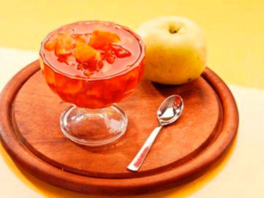 простой рецепт варенья из яблок