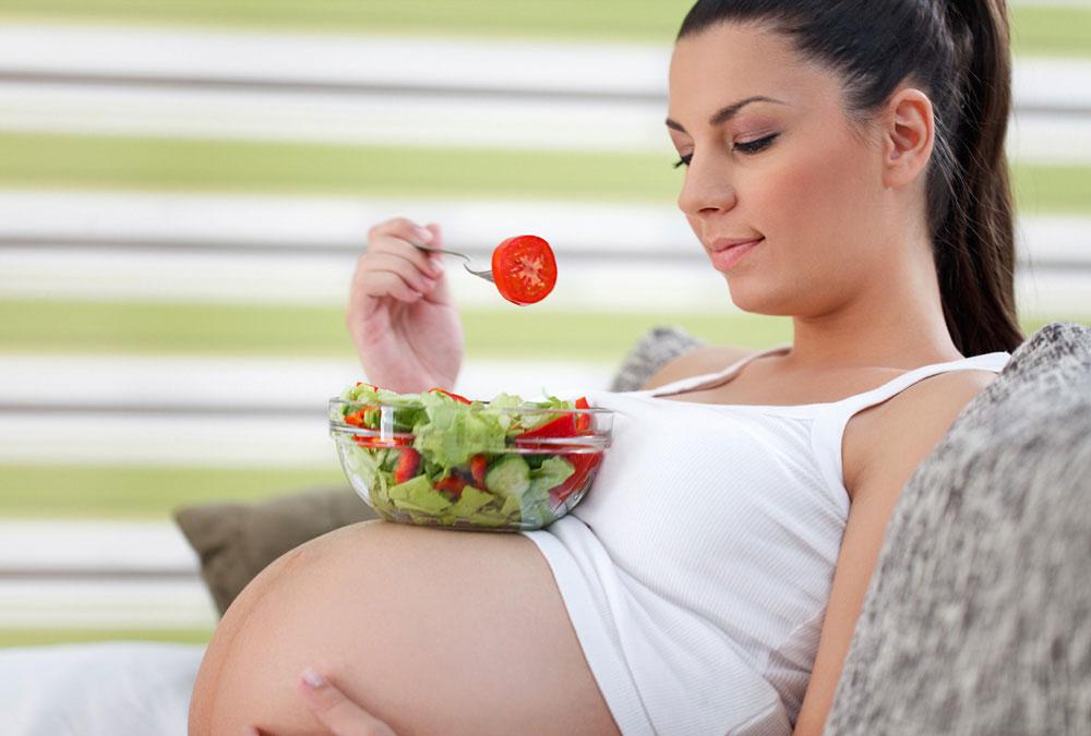Правильное питание во время беременности по триместрам