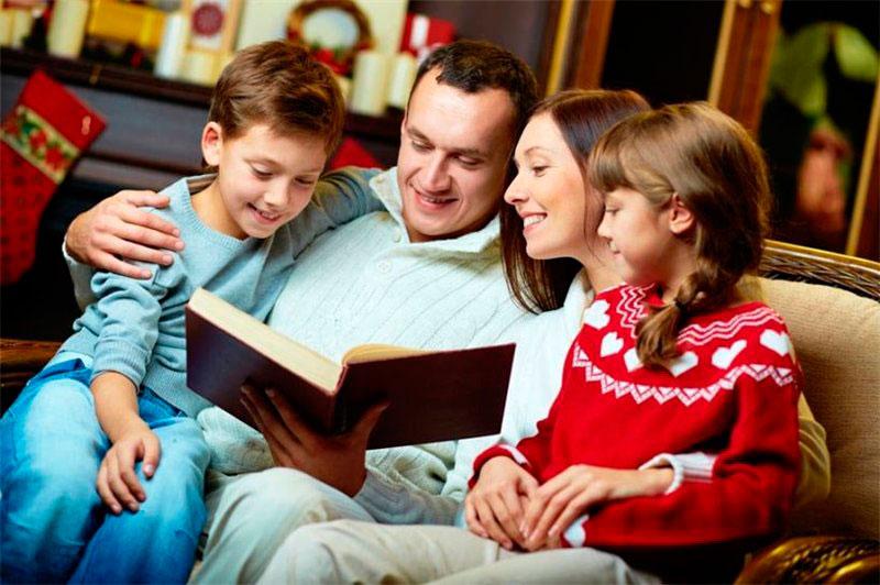 нравственное воспитание детей в семье
