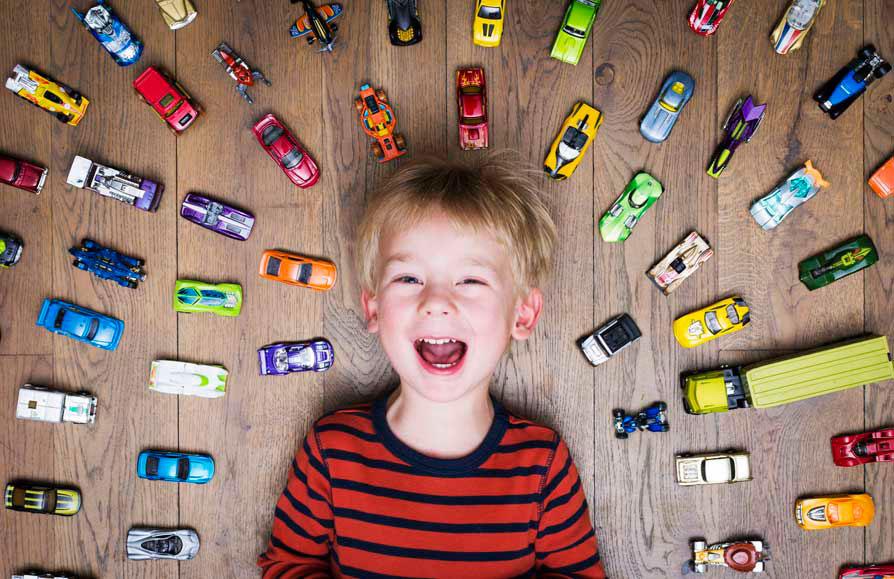 Загадки про игрушки для детей