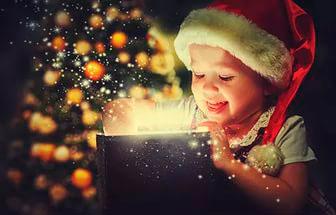 Стихи про Новый год для малышей 2-3 лет