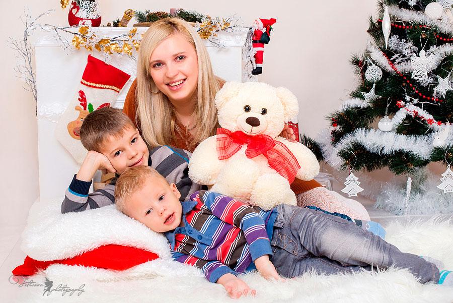 лучшие идеи для новогодней фотосессии с ребенком