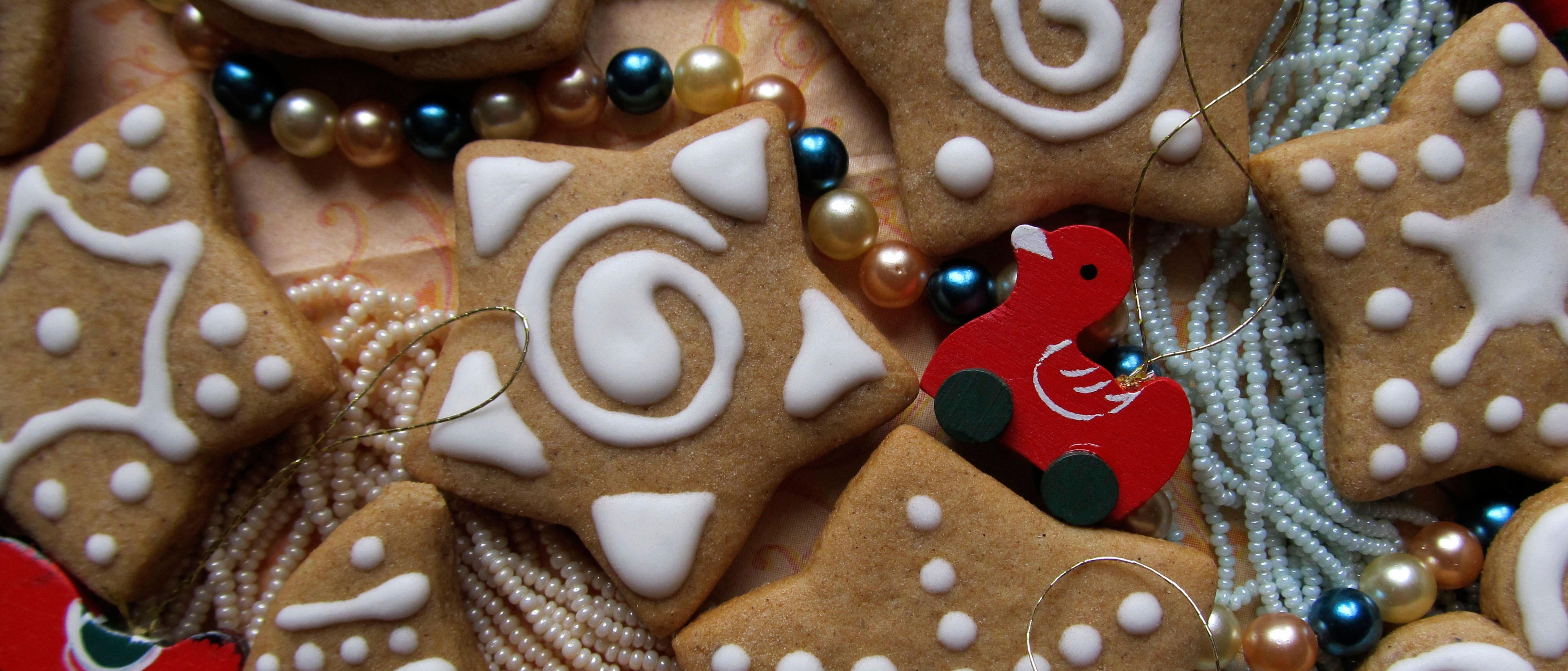 традиционные рождественские блюда германи