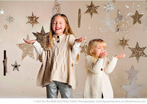 дети и звезды