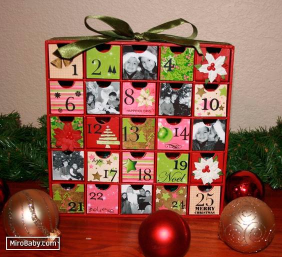 календарь ожидания праздника