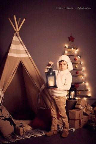 праздничная фотосессия с ребенком