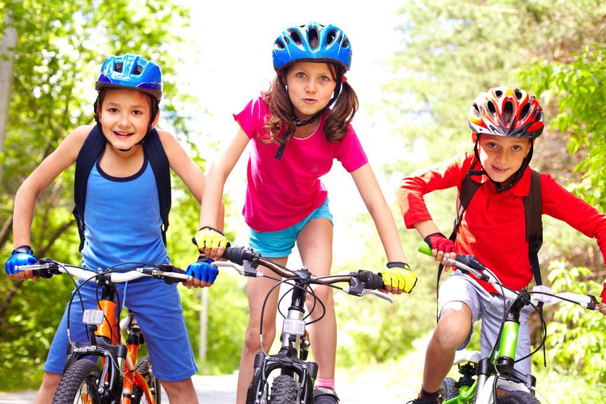 Физическое воспитание детей дома