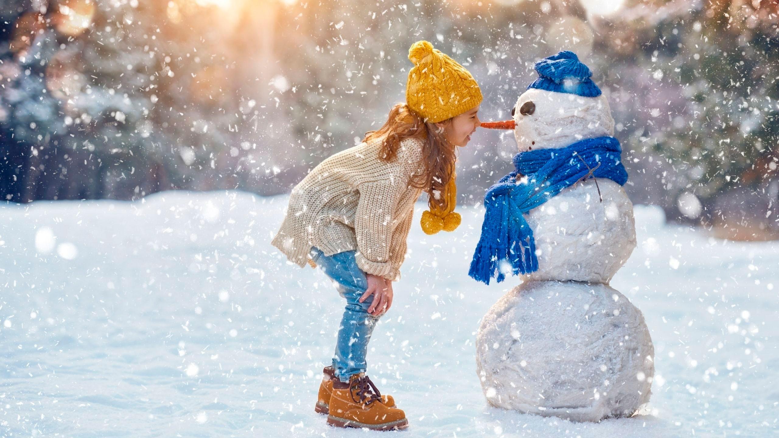 зимние стихи для детей 5-6 лет