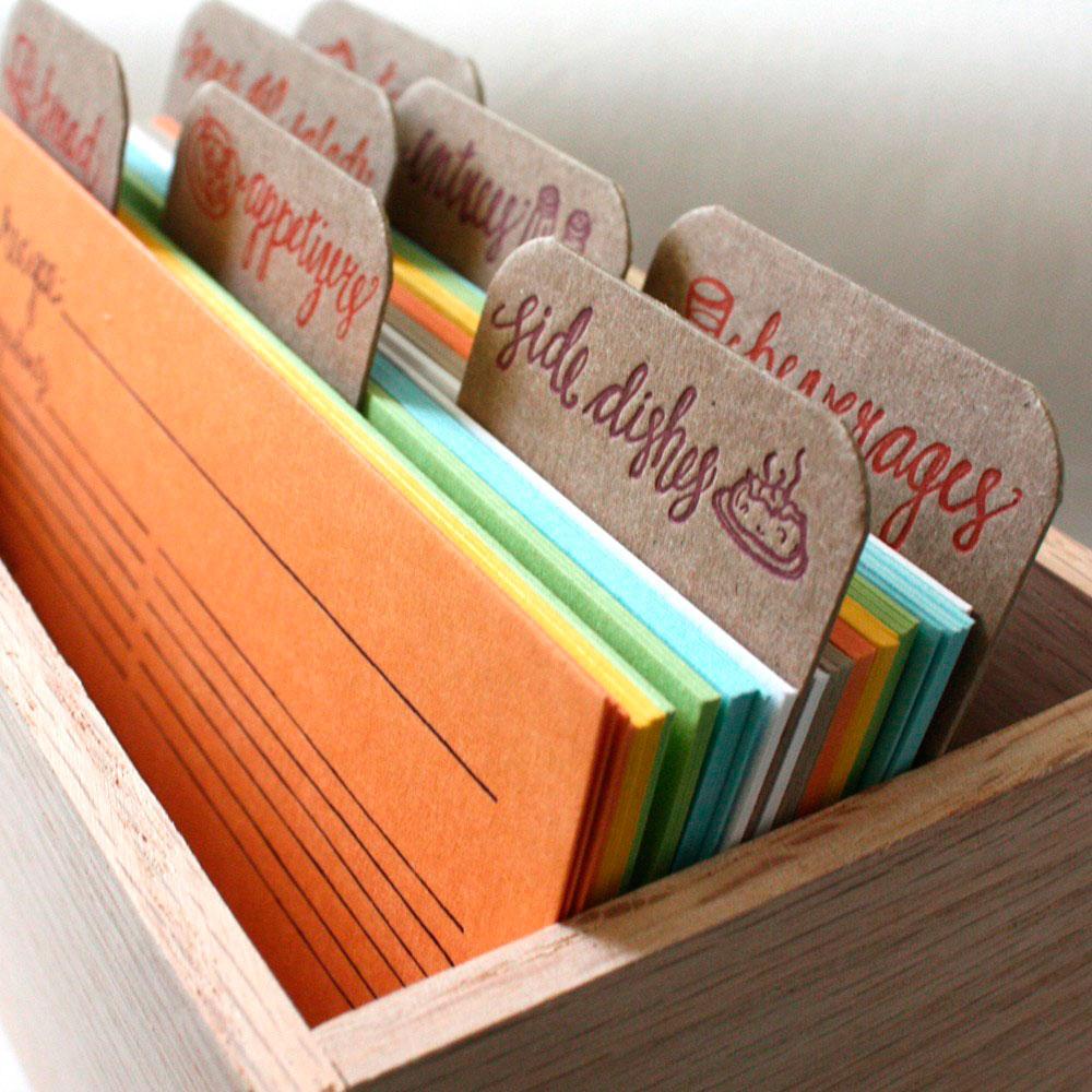 как сделать кулинарную книгу в виде каталога