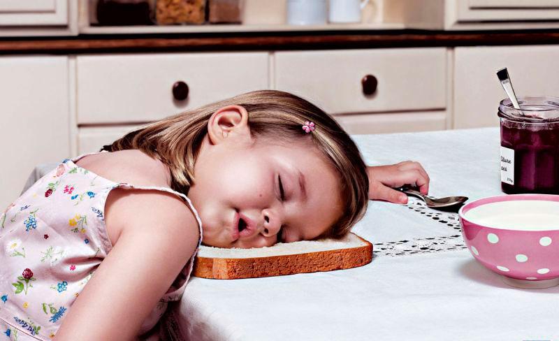 смешно спящие дети 1