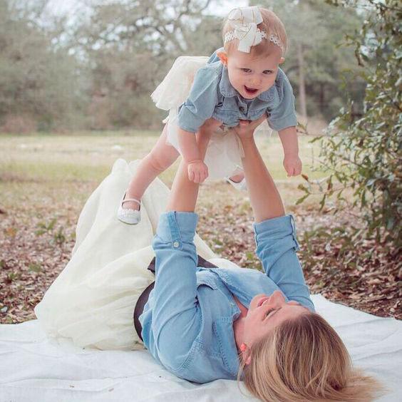 Мама и дочка 2