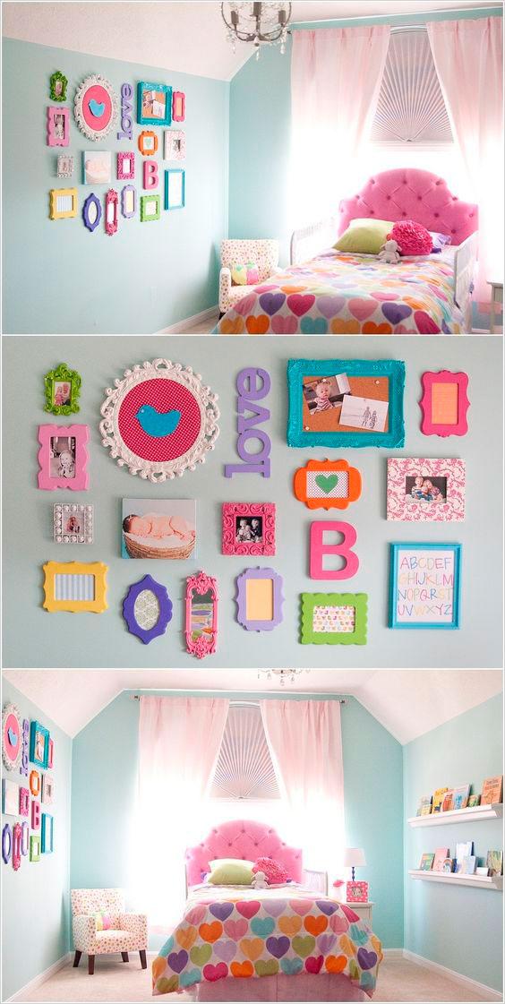 фото фиолетовой детской комнаты 4