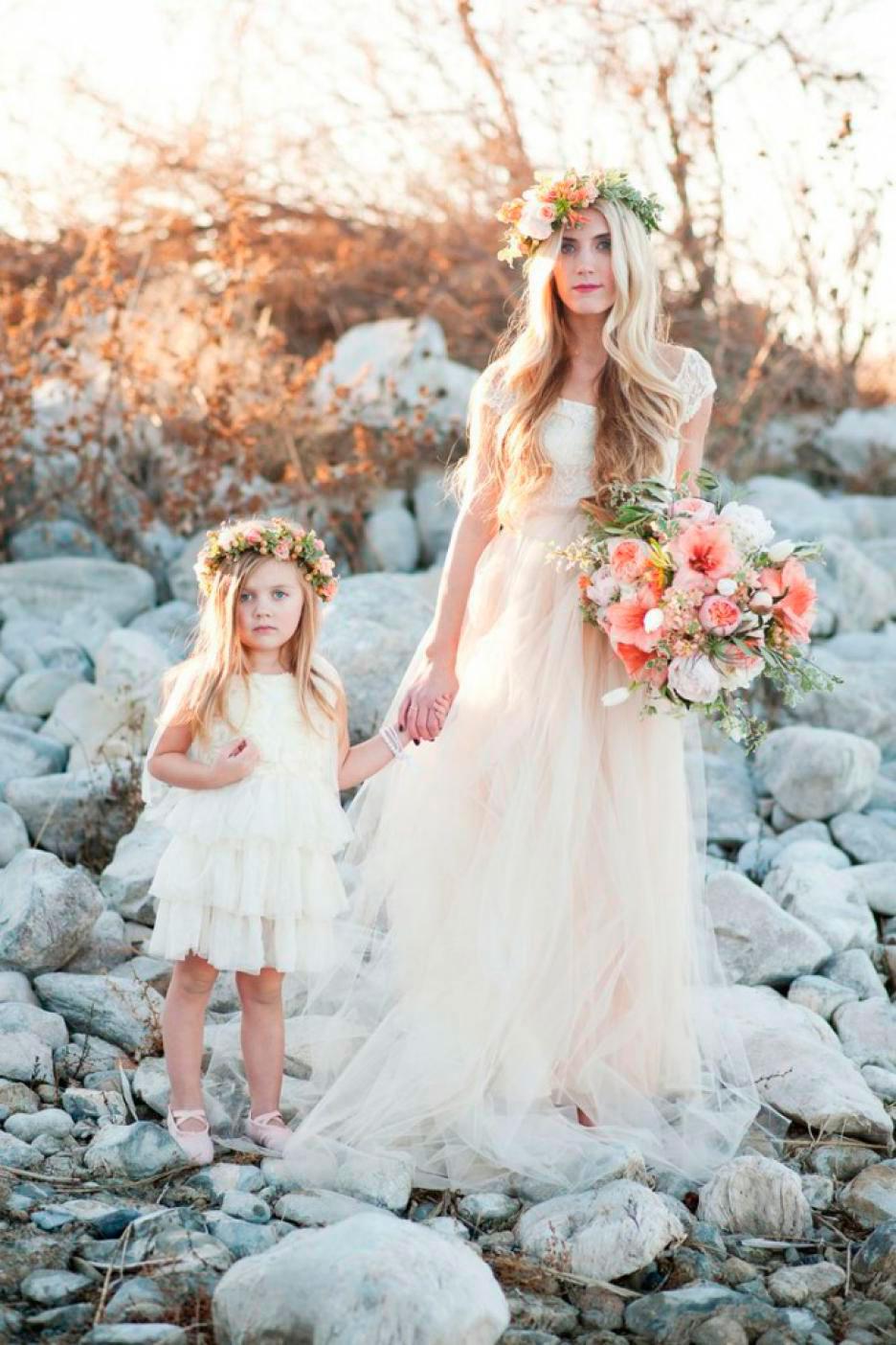Мама и дочка 6