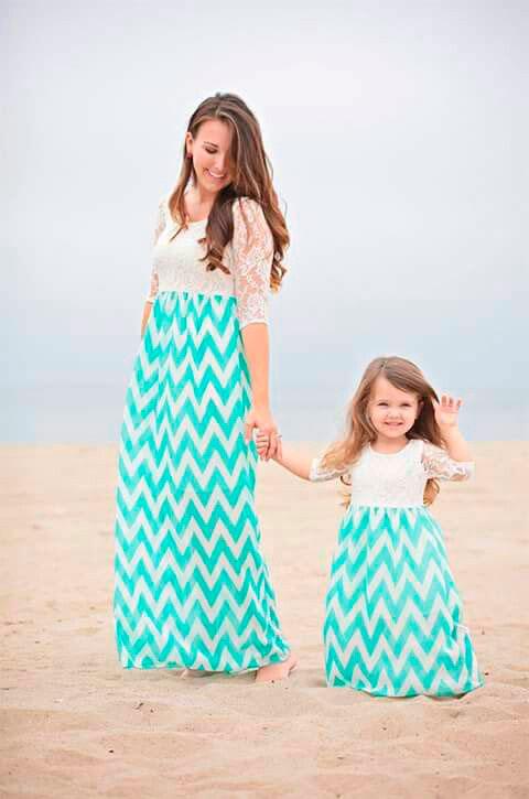 Мама и дочка 4