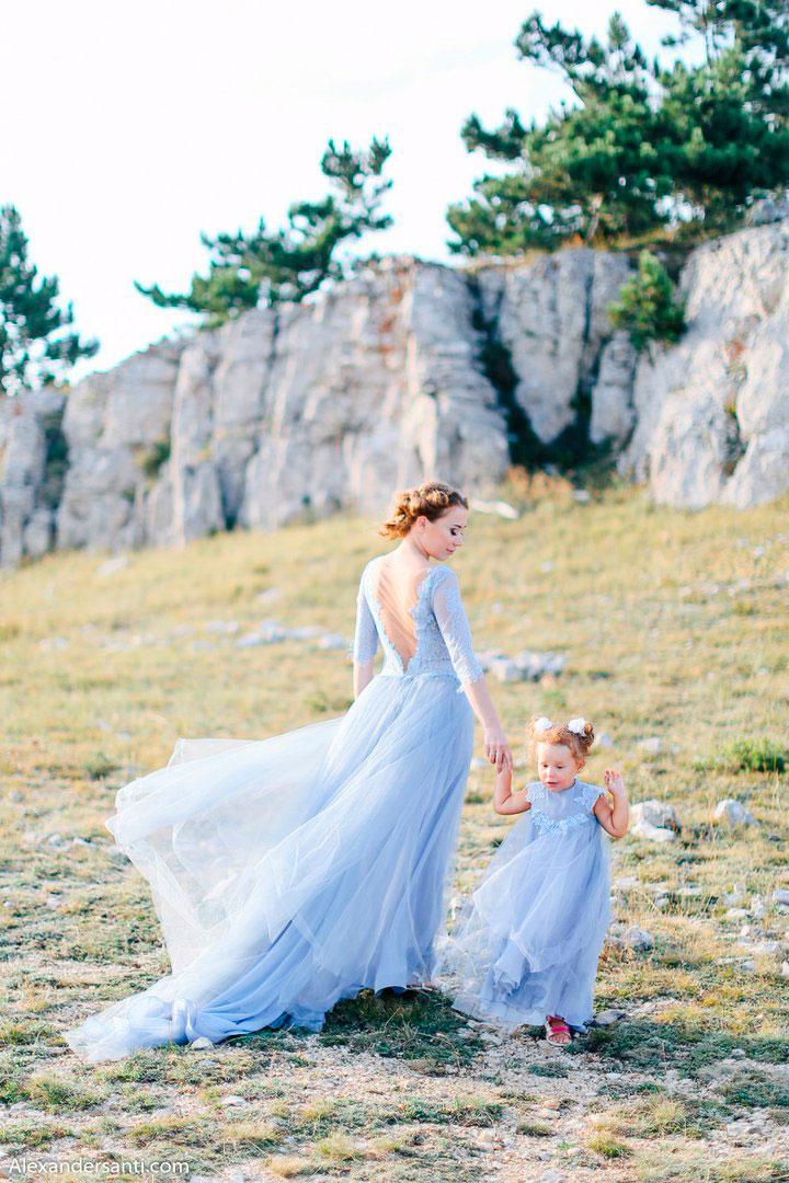 Идеи для фото мамы и дочки