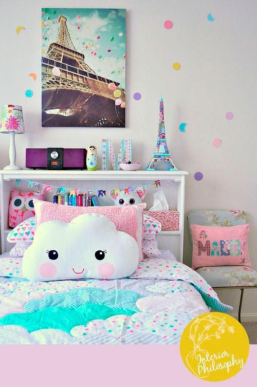 фото фиолетовой детской комнаты 6