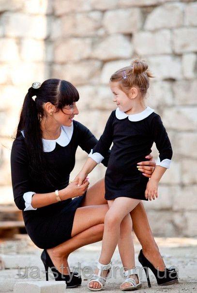 Идеи для фото мамы и дочки 9