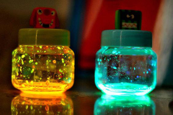 фонари из банок от детского питания