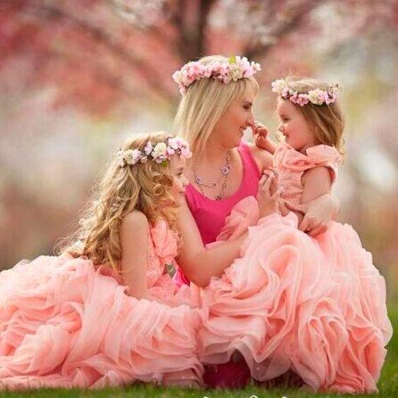 Идеи для фото мамы и дочки 4