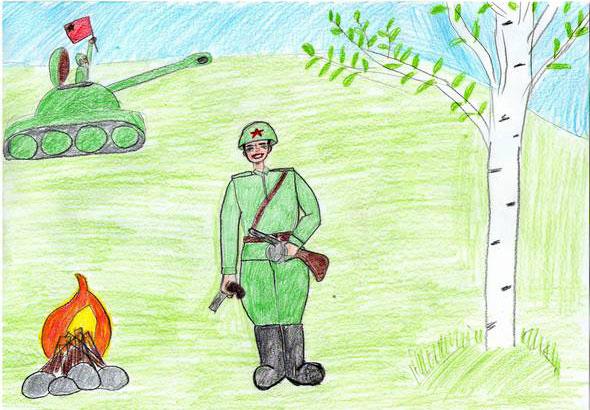 загадки про военных