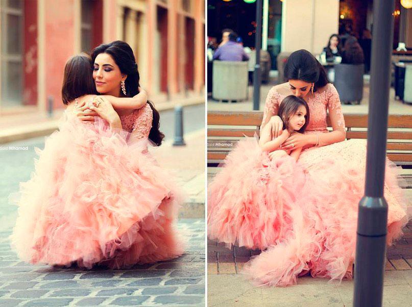 дочка и мама 1