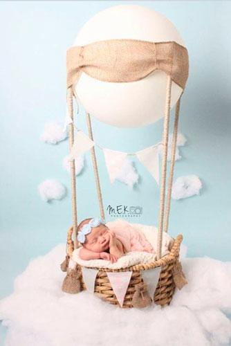 идеи для фотосессии малышей 2