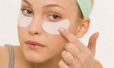 как делать маски для кожи вокруг глаз в домашних условиях