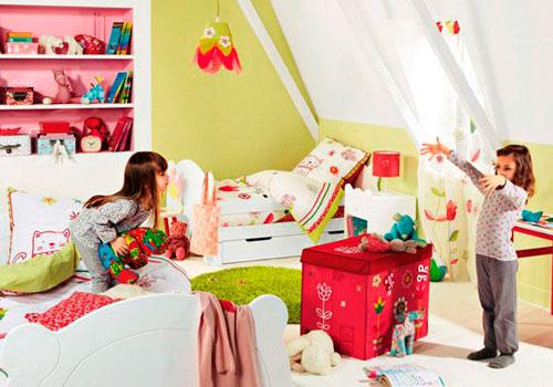 мебель для детской мансардной комнаты