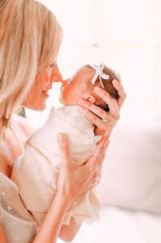 идеи для фотосессии новорожденных 5