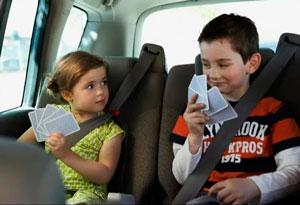 игры в машине для детей