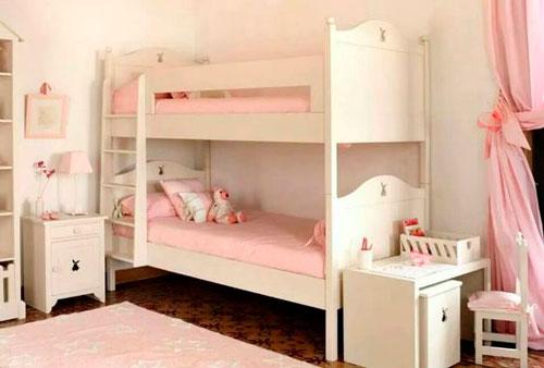 дизайн комнаты для девочек 16