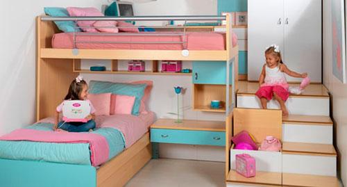 дизайн комнаты для девочек 15