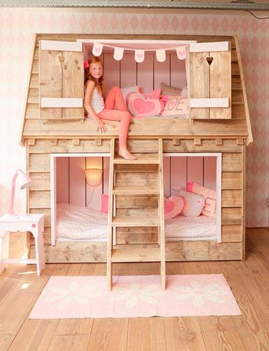 дизайн комнаты для девочек 6