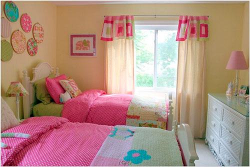 комната для двух девочек фото 4