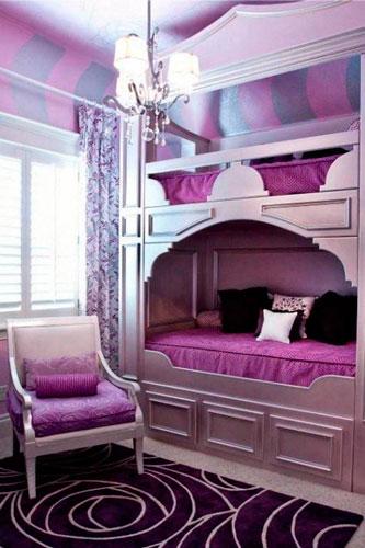 дизайн комнаты для девочек 20