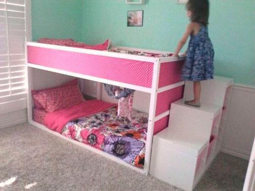 дизайн комнаты для девочек 11